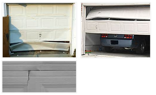Garage Door Panel Replacement Seattle Wa